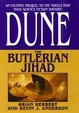 Cover of Dune: The Butlerian Jihad