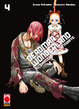 Cover of Deadman Wonderland vol. 4
