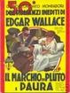 Cover of Il marchio di Pluto, Paura