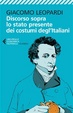 Cover of Discorso sopra lo stato presente dei costumi degl'Italiani