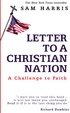 Cover of Letter to a Christian Nation