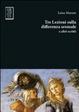Cover of Tre lezioni sulla differenza sessuale