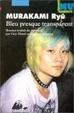 Cover of Bleu presque transparent