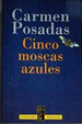 Cover of Cinco moscas azules
