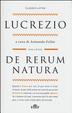 Cover of De rerum natura. Testo latino a fronte