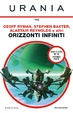 Cover of Orizzonti Infiniti - Year's Best SF 15 - Seconda parte