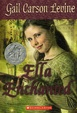 Cover of Ella Enchanted