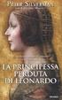 Cover of La principessa perduta di Leonardo