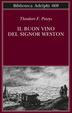 Cover of Il buon vino del signor Weston