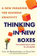 Cover of Thinking in New Boxes: A New Paradigm for Business Creativity