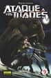 Cover of Ataque a los Titanes #9