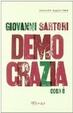 Cover of Democrazia: cosa è