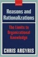 Cover of Reasons and Rationalizations