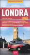 Cover of Londra. Con atlante stradale