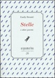 Cover of Stelle e altre poesie