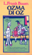 Cover of Ozma di Oz