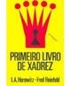 Cover of PRIMEIRO LIVRO DE XADREZ