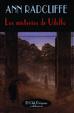 Cover of Los misterios de Udolfo