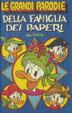Cover of Le Grandi Parodie della famiglia dei Paperi
