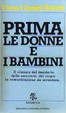 Cover of Prima le donne e i bambini