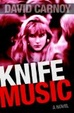 Cover of Knife Music