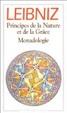 Cover of Principes de la nature et de la grâce, Monadologie et autres textes
