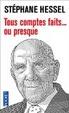Cover of Tous comptes faits, ou presque