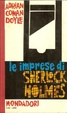 Cover of Le imprese di Sherlock Holmes