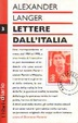 Cover of Lettere dall'Italia