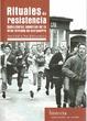 Cover of Rituales de resistencia