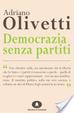 Cover of Democrazia senza partiti
