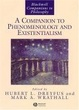Cover of Companion to Phenomenology and Existentialism