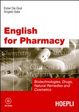 Cover of English for Pharmacy. Con CD Audio