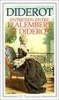 Cover of Entretien entre d'Alembert et Diderot