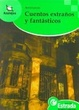 Cover of Cuentos extraos y fantasticos