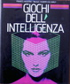 Cover of Giochi dell'intelligenza