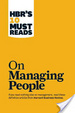 Cover of HBR's 10 Must Reads on Managing People