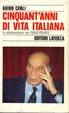 Cover of Cinquant'anni di vita italiana