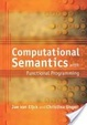 Cover of Computational Semantics with Functional Programming