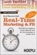 Cover of Real-Time Marketing