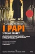 Cover of I papi. Storia e segreti