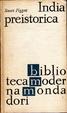Cover of India preistorica fino al 1000 a.C.