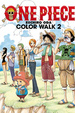 Cover of One Piece Color Walk 2