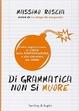 Cover of Di grammatica non si muore