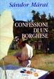 Cover of Confessioni di un borghese