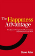 Cover of The Happiness Advantage