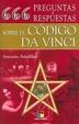 Cover of 666 preguntas y respuestas sobre el Código Da Vinci