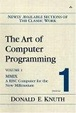 Cover of The Art of Computer Programming, Volume 1, Fascicle 1