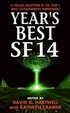Cover of Year's Best SF 14