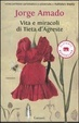 Cover of Vita e miracoli di Tieta d'Agreste
